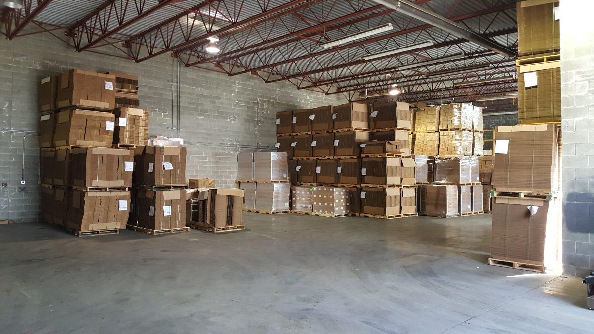 Optimized-UVT Warehouse