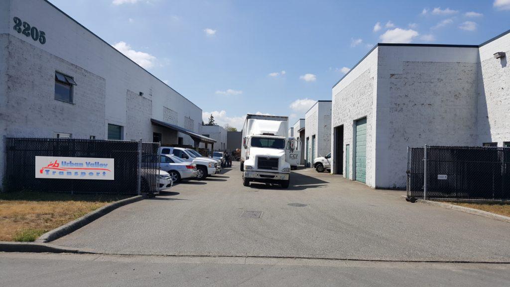 UVT warehouse