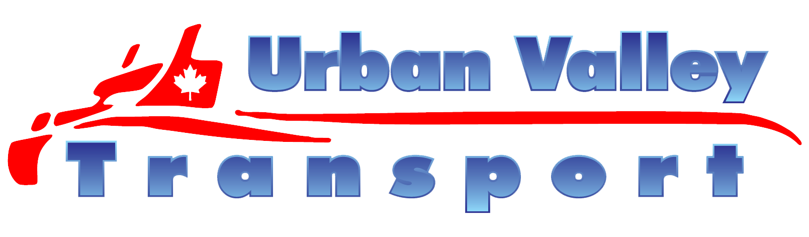 UVT Logo for the about urban valley tarnsport page
