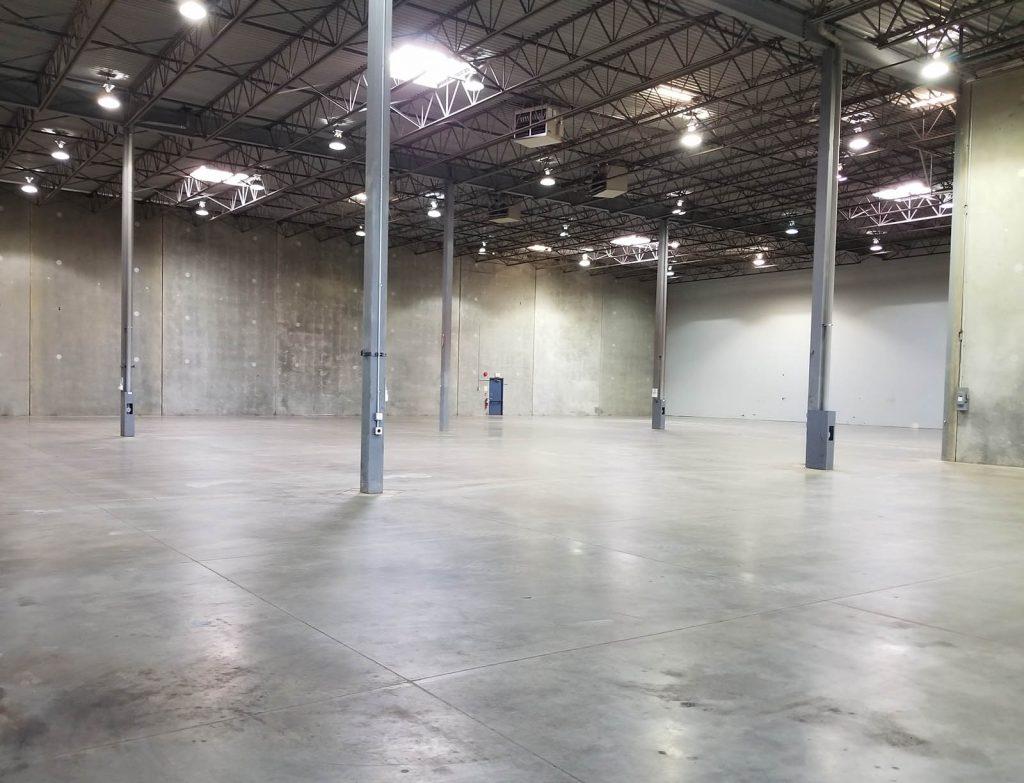New Urban Valley Warehouse